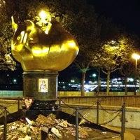 9/19/2012 tarihinde Dennis N.ziyaretçi tarafından Flamme de la Liberté'de çekilen fotoğraf