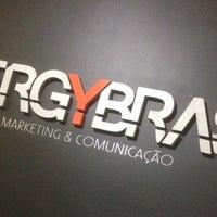 Photo taken at Energy Brasil by Alex - Energybrasil on 5/26/2014
