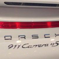 Photo taken at Porsche Italia by Ernesttico on 2/28/2014