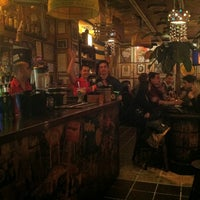 Photo taken at La Bodeguita del Medio by Ernesttico on 12/23/2012