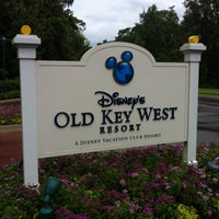 Photo taken at Disney's Old Key West Resort by Alejandro R. on 7/15/2013