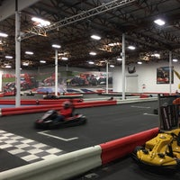 Photo taken at K1 Speed Carlsbad by May C. on 12/20/2016