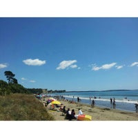 Photo taken at Long Bay Regional Park by Donna H. on 1/1/2013