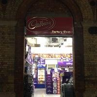 Photo taken at Cadbury's Factory Shop by Lanah on 11/1/2016