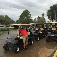 Photo taken at Westchase Golf Club by Michael on 10/27/2015