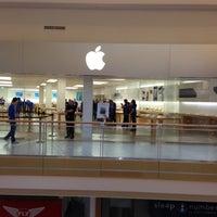 Photo taken at Apple International Plaza by Michael on 11/2/2012