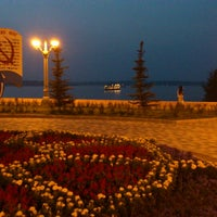 Снимок сделан в Набережная (3-я очередь) пользователем ВЛАДИСЛАВ СТАКАНОВ (. 8/10/2013