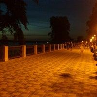 Снимок сделан в Набережная (3-я очередь) пользователем ВЛАДИСЛАВ СТАКАНОВ (. 5/25/2013