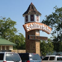 Photo taken at Schlitterbahn New Braunfels by Kibbee on 9/1/2013