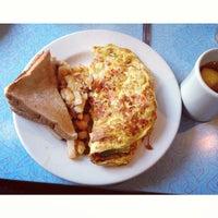 Photo taken at Zoe's Kitchen by Kibbee on 12/28/2012