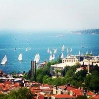 Photo taken at Conrad Istanbul Bosphorus by Belma K. on 5/11/2013
