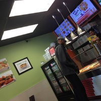 Photo taken at Freshslice Pizza by Vincent N. on 5/1/2013
