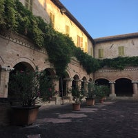 Photo taken at Basilica di San Nicola by Julia S. on 8/21/2016