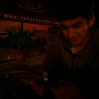 Photo taken at Jammin' Java Café by Uzair S. on 11/25/2012