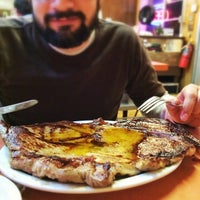 Photo taken at Hoffbrau Steak by Samantha J. on 12/4/2013