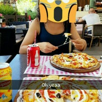 Photo taken at DenizAltı Cafe&Bistro by Mert G. on 7/14/2016