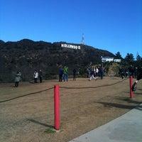 Снимок сделан в Hollywood Hills пользователем Diana 12/27/2012