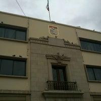 Photo taken at H. Ayuntamiento de Hermosillo by Inés G. on 2/3/2013