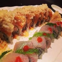 Photo taken at Tomodachi Sushi by Susan L. on 1/17/2013