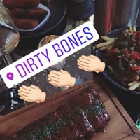 Photo taken at Dirty Bones by Chris F. on 6/7/2017
