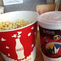 Photo taken at Regal Cinemas Cielo Vista 18 & RPX by Wa Wa on 6/5/2013