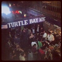 Photo taken at Turtle Bay NYC by David B. on 10/19/2013