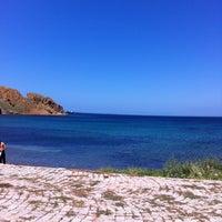 Photo taken at Arka Deniz by burak t. on 5/25/2013