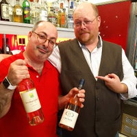 Photo taken at Wine Therapy by David K. on 7/10/2015