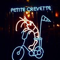 Photo taken at Petite Crevette by David K. on 7/17/2014