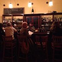 Photo taken at Bacchanal Wine by David K. on 3/15/2013