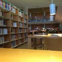 Photo taken at Biblioteca Central de la UNED by Juan Carlos on 2/2/2013