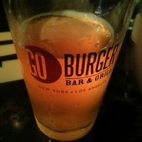 Photo taken at Go Burger by Vizualize on 12/5/2012