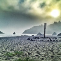 Photo taken at College Cove by George on 7/23/2013
