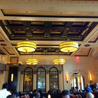 Photo taken at Grand Lux Cafe by Lupita A. on 7/14/2013