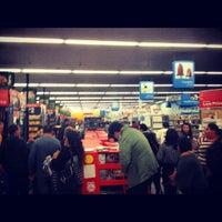 Photo taken at Walmart Supercenter by Brittney on 11/23/2012