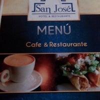 Photo taken at Hotel San Jose by Cesar H. on 4/14/2014