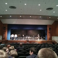 Photo taken at Southern High School by Evan F. on 3/13/2013