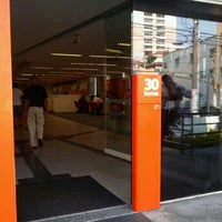 Photo taken at Itaú by Mário C. on 10/15/2012