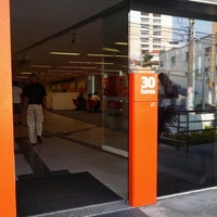 Photo taken at Itaú by Mário C. on 10/8/2012