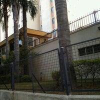 Photo taken at Residencia Parque Brasil by Mário C. on 10/9/2012