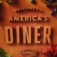 Photo taken at Denny's by Robin Y. on 10/4/2015