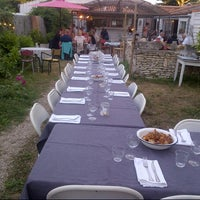 Photo taken at La Maison by Theodore F. on 8/17/2013