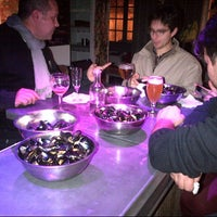 Photo taken at Le Clocher by Theodore F. on 11/29/2012