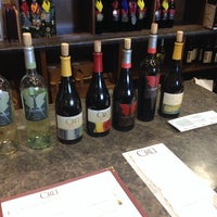 Photo taken at CRU Wine Company by Nathan G. on 12/6/2013
