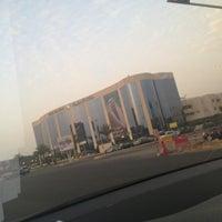 Photo taken at Al Jazira Bank . Head Office | بنك الجزيرة by Sultanito S. on 3/9/2013