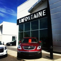 LaFontaine Cadillac Buick GMC - 8 tips from 358 visitors