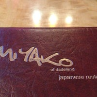 Photo taken at Miyako by Becky D. on 3/2/2014