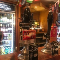 Photo taken at The Portland Hotel (Wetherspoon) by Carl B. on 3/26/2017