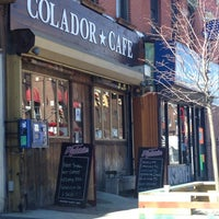 Photo taken at Colador Cafe by Roberto C. on 2/28/2014