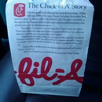 Photo taken at Chick-fil-A by Beau H. on 3/26/2013